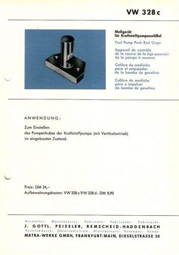 5-2a - VW 328 c i d